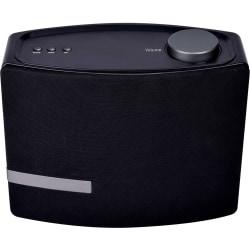 Naxa NAS-5001 Bluetooth Smart Speaker - 10 W RMS - Alexa Supported - Black - Wireless LAN