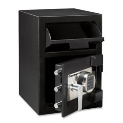 Sentry®Safe DH-074E Depository Safe, 0.94 Cubic Foot Capacity
