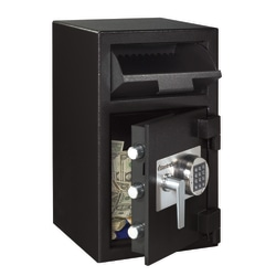 Sentry®Safe DH-109E Depository Safe, 1.3 Cubic Foot Capacity