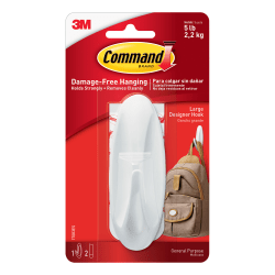 3M™ Command™ General Purpose Hook, Large