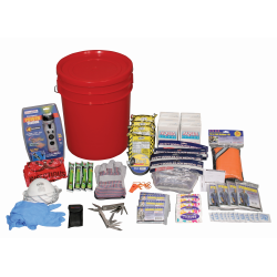 Ready America® 4-Person 3-Day Deluxe Emergency Kit