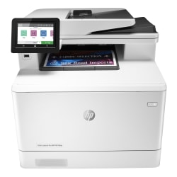 HP LaserJet Pro M479fdn Color Laser All-In-One Printer