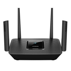 Linksys® Max-Stream™ Tri Band Mesh MU-MIMO 802.11ac, Wireless Gateway Router, Max-Stream AC3000