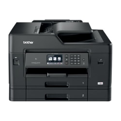 Brother® Business Smart Pro MFC-J6930DW Wireless InkJet All-In-One Color Printer