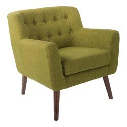 Office Star™ Avenue Six Mill Lane Chair, Green