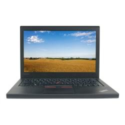 "Lenovo ThinkPad X260 Refurbished Laptop, 12.5"" Screen, Intel® Core™ i7, 16GB Memory, 256GB Solid State Drive, Windows® 10 Pro"