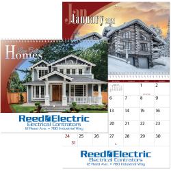 Home Spiral Wall Calendar