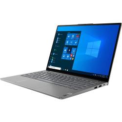 "Lenovo ThinkBook 13s G2 ITL 20V9001UUS 13.3"" Touchscreen Notebook - QHD - 2560 x 1600 - Intel Core i7 i7-1165G7 Quad-core 2.80 GHz - 16 GB RAM - 512 GB SSD - Mineral Gray - Windows 10 Pro - Intel Iris Xe Graphics"