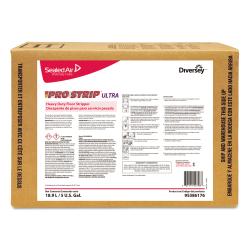 Diversey™ Pro-Strip Ultra Heavy-Duty Floor Stripper, Cherry Almond Scent, 5-Gallon Box