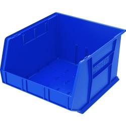 """Akro-Mils Akrobin, 10 1/4"""" x 14 3/4"""" x 17"""", Blue"""