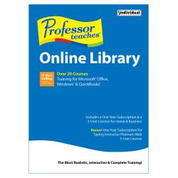 Professor Teaches® Online Library