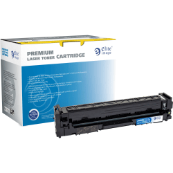 Elite Image Remanufactured Toner Cartridge - Alternative for HP 202A (Cf500A) - Black - Laser - 1400 Pages - 1 Each