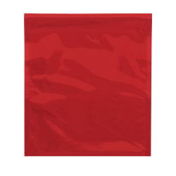 """Office Depot® Brand Metallic Glamour Mailers, 13"""" x 10-3/4"""", Red, Case Of 250 Mailers"""