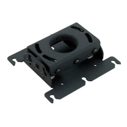 Chief RPA204 - Ceiling mount for projector - black