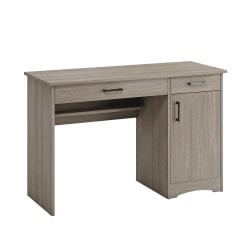 "Sauder® Beginnings 47""W Desk, Silver Sycamore"