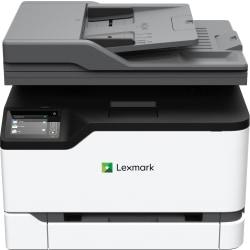 Lexmark MC3326i Laser Multifunction Printer - Color - 600 x 600 dpi Print - For Plain Paper Print