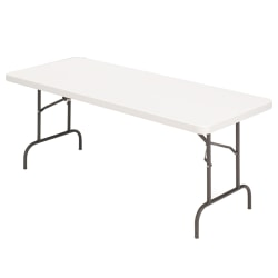 Reale Top Folding Table 8 Platinum