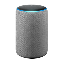 Amazon Echo Plus 2nd Generation Smart Speaker, Gray