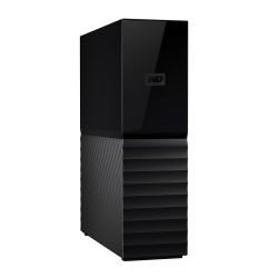 WD My Book® 6TB External Hard Drive, USB 2.0/3.0, WDBBGB0060HBK-NESN