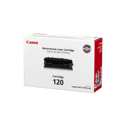 Canon 120, Black Toner Cartridge (2617B001AA)