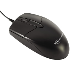 Innovera® Optical Mouse, Black