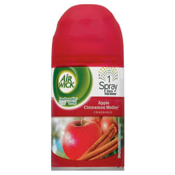 Air Wick® Freshmatic Automatic Spray Air Freshener Refill, Apple Cinnamon Medley Scent, 6.17 Oz.