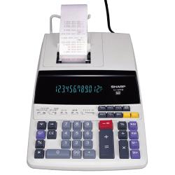 Sharp® EL-1197PIII Desktop Printing Calculator