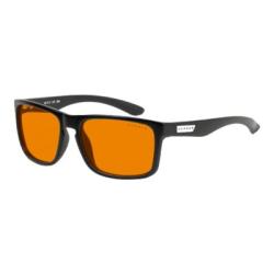 Gunnar Optiks Blue Light Blocking INTERCEPT Gaming Glasses - Onyx Frame/Amber Lens - Onyx Frame/Amber Lens