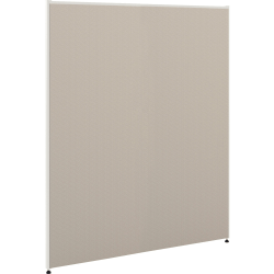 "basyx by HON® Verse Panel, 60""H x 73""W, Gray"