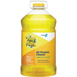 Clorox Pine Sol® All-Purpose Cleaner, Lemon Fresh Scent, 144-Oz Bottle