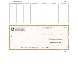 "Custom Laser Accounts Payable Checks For Great Plains®, 8 1/2"" x 11"", Box Of 250"