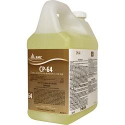 RMC CP-64 Cleaner - Concentrate Liquid - 64 fl oz (2 quart) - Fresh Lemon Scent - 4 / Carton - Yellow
