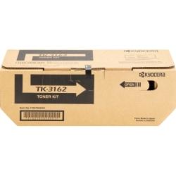 Kyocera TK-3162 Original Toner Cartridge - Black - Laser - 12500 Pages - 1 Each