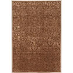 "Linon Home Décor Products Banyon Area Rug, 5' x 7' 6"", Harmon, Brown"