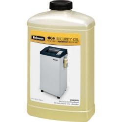 Fellowes® High-Security Shredder Oil, 32 Oz