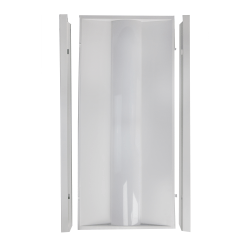 James LED Troffer Magic Retrofit Door Kit 2x4, 36 Watts, 5000K, 5000 Lumens, 120-277V