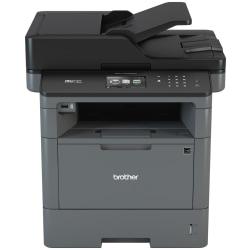 Brother Wireless Monochrome Laser All-In-One Printer, Copier, Scanner, Fax, MFC-L5700DW