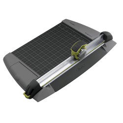 """Swingline® SmartCut® Heavy-Duty Commercial Rotary Paper Trimmer, 24"""", Gray"""