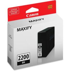 Canon PGI-2200 BK Original Ink Cartridge - Inkjet - 2500 Pages - Black - 1 Each