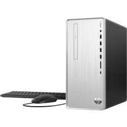 HP Pavilion TP01-0066 Desktop PC, AMD Ryzen™ 7, 8GB Memory, 256GB Solid State Drive, Windows® 10 Home, 2GB AMD Radeon™ RX 550