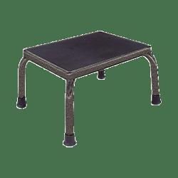 """Hausmann Anti-Skid Footstools, 250 lb. Capacity, 9""""H x 14""""W x 11""""D"""