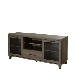 "South Shore Adrian TV Stand For TVs Up To 60"", Gray Maple"