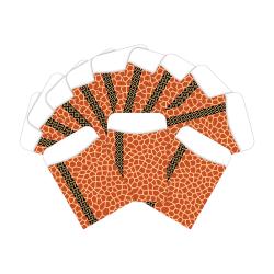 "Barker Creek Library Pockets, 3"" x 5 "", Safari, Pack Of 60 Pockets"