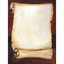 "Gartner™ Studios Design Paper, 8 1/2"" x 11"", 60 Lb, Antique Scroll, Pack Of 100 Sheets"
