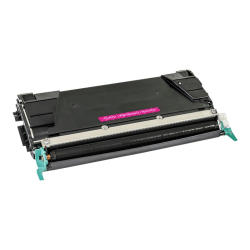 Clover Imaging Group 200980P (Lexmark™ C746A1MG / C746A2MG / X746A1MG / X746A2MG) Remanufactured Magenta Toner Cartridge