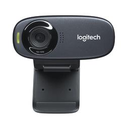 Hd Webcam W Microphone 5 0mp Photos Black Office Depot