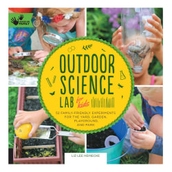 Quarry Books QPG Outdoor Science Labs For Kids, Grades 1-5