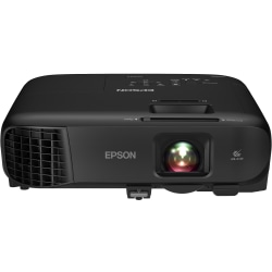 Epson® Pro EX9240 1080p FHD 3LCD Wireless Projector With Miracast, V11H978020