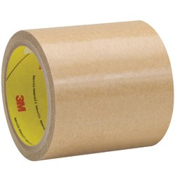"""3M™ 9458 Adhesive Transfer Tape Hand Roll, 3"""" Core, 4.25"""" x 60 Yd., Clear"""
