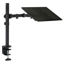 Mount-It! Laptop Notebook Desk Stand Mount, Black, MI-4352LT